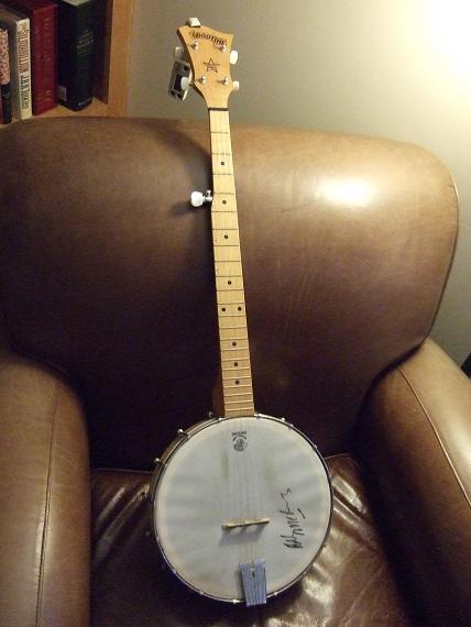 Bye bye banjo
